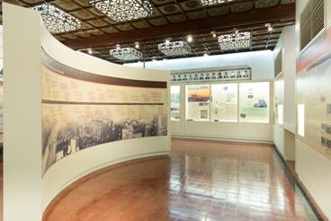 东华三院文物馆展厅(一)「善与人同:东华三院的慈善精神」展览