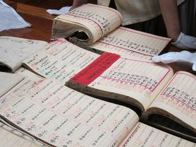东华三院文物馆参考图书馆收藏东华珍贵的历史档案