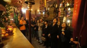 文武庙导赏团,介绍该庙宇源远流长的历史与发展。