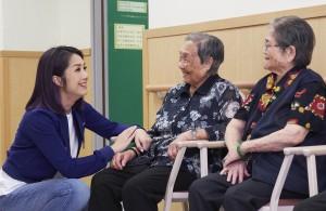 图一:「东华之友」月捐计划短片「新扎阿捐」剧照