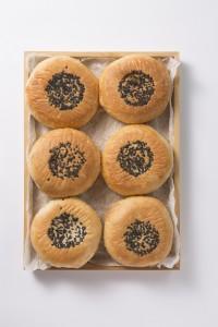 红豆烧饼:红豆馅配吉士,非一般Creamy口感!
