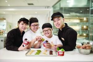 iBakery为残疾人士提供烘焙及餐饮行业的培训及就业机会。